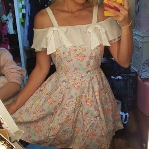 Bonne Chance Collections teatime cookies dress